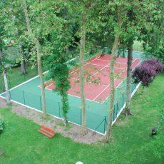 ayestaran pista de tenis