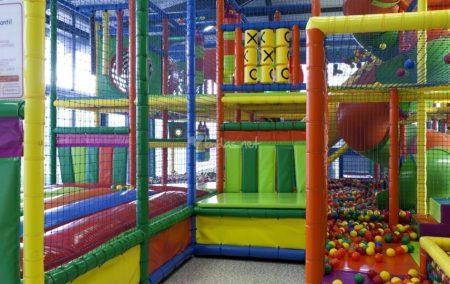 parque infantil burgos